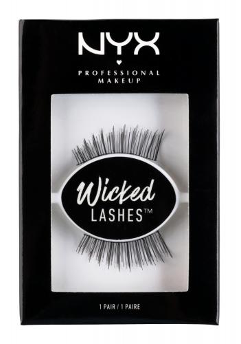NYX Professional Makeup - WICKED LASHES - Sztuczne rzęsy
