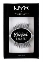 NYX Professional Makeup - WICKED LASHES - Sztuczne rzęsy - 02 FLIRT - 02 FLIRT