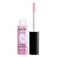 NYX Professional Makeup - #THISISEVERYTHING LIP OIL - Olejek do ust - 05 SHEER BLUSH - 05 SHEER BLUSH
