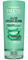 GARNIER - ALOE HYDRA BOMB - Moisturizing conditioner for dehydrated hair - 200 ml