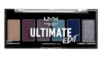 NYX Professional Makeup - ULTIMATE EDIT - PETITE PALETTE - 6 eyeshadows - 04 ASH