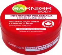 GARNIER - BODY CREAM - Regenerating cream for very dry skin with maple syrup - 200 ml