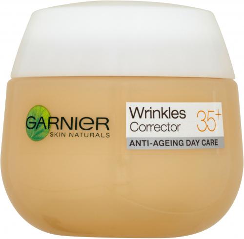 GARNIER - Wrinkle Smoother - Krem przeciwzmarszczkowy na dzień - 35+