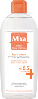 MIXA - Micellar liquid against dry skin for dry face and eyelids - 400 ml