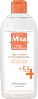 MIXA - Płyn micelarny przeciw przesuszaniu do skóry suchej twarzy i powiek - 400 ml