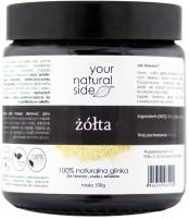 Your Natural Side - 100% naturalna glinka żółta - 100 g
