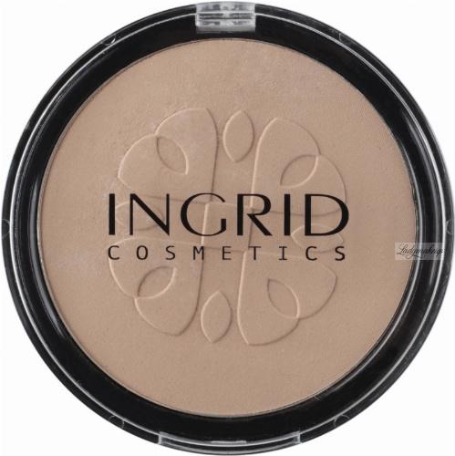 INGRID - HD Beauty Innovation Transparent Powder - Puder transparentny HD
