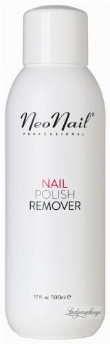 NeoNail - NAIL POLISH REMOVER - Zmywacz do paznokci - 500 ml - ART. 1055