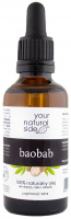 Your Natural Side - 100% Natural Baobab Oil - 50 ml