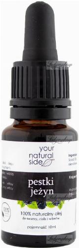 Your Natural Side - 100% naturalny olej z pestek jeżyn - 30 ml