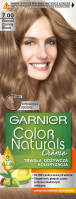 GARNIER - COLOR NATURALS Creme - Permanent, nourishing hair coloring - 7.00 Deep Dark Blonde