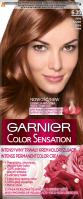 GARNIER - COLOR SENSATION - Trwały krem koloryzujący do włosów - 6.35 Jasny Kasztan
