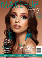 Magazyn Make-Up Trendy - POP ART W MAKIJAŻU FASHION - No3/2019