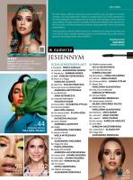Make-Up Trendy Magazine - POP ART IN FASHION MAKEUP - No3 / 2019