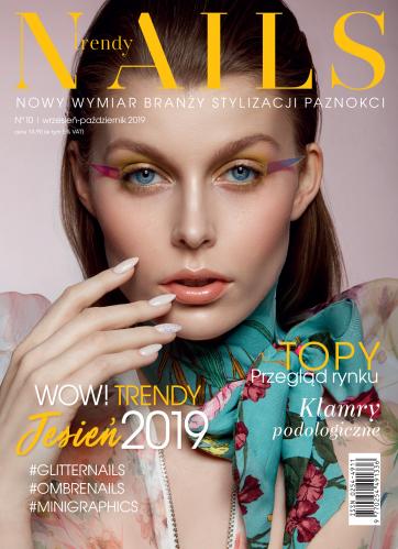 Nails Trendy - WOW! TRENDY JESIEŃ 2019 - No 7/2019