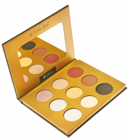 Ibra - MAKE UP PALETTE BY EWELINA ZYCH - Paleta 9 do cieni powiek