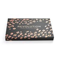 MAKEUP REVOLUTION - LIP REVOLUTION NUDES - Zestaw kosmetyków do makijażu ust - NUDE