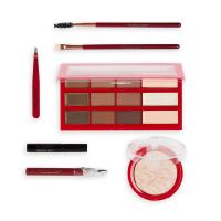 MAKEUP REVOLUTION - BROW MAXIMISER KIT - Zestaw kosmetyków do makijażu brwi