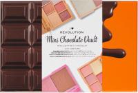 I Heart Revolution - Mini Chocolate Vault - Zestaw prezentowy do makijażu oczu i twarzy