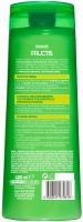 GARNIER - FRUCTIS FRESH - Wzmacniająco-oczyszczający szampon do włosów normalnych i przetłuszczających się - 400 ml