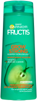GARNIER - FRUCTIS - GROW STRONG - Strengthening shampoo for weak hair - 400 ml