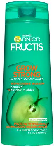 GARNIER - FRUCTIS - GROW STRONG - Strengthening shampoo for weak hair - 400 ml