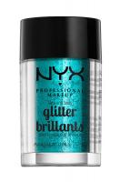 NYX Professional Makeup - Glitter Brillants - Brokat do twarzy i ciała - 03 - 03