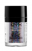 NYX Professional Makeup - Metallic Glitter Paillettes - Glitter for face and body - 06 STYLESTAR - 06 STYLESTAR