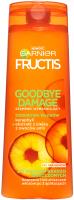 GARNIER - FRUCTIS - GOODBYE DAMAGE - Wzmacniający szampon do włosów zniszczonych - 400 ml