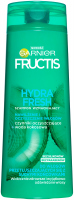 GARNIER - FRUCTIS - HYDRA FRESH - Strengthening shampoo for oily hair - 400 ml