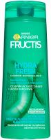 GARNIER - FRUCTIS - HYDRA FRESH - Wzmacniająca szampon do włosów przetłuszczających się - 400 ml