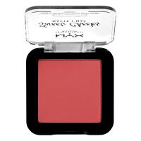 Nyx Professional Makeup - Sweet Cheeks - Matte Mat Creamy Powder Blush - Matowy róż do policzków  - 04 CITRINE ROSE - 04 CITRINE ROSE
