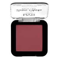 Nyx Professional Makeup - Sweet Cheeks - Matte Mat Creamy Powder Blush - Matowy róż do policzków  - 05 BANG BANG - 05 BANG BANG