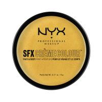 NYX Professional Makeup - SFX CREME COLOUR - FACE & BODY PAINT - Farba do twarzy i ciała - SFXCC11 - GOLD - SFXCC11 - GOLD