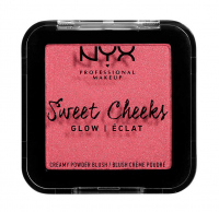 Nyx Professional Makeup - Sweet Cheeks - Glow Creamy Powder Blush - Glossy blush