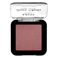 Nyx Professional Makeup - Sweet Cheeks - Glow Creamy Powder Blush - Błyszczący róż do policzków  - 02 FIG - 02 FIG
