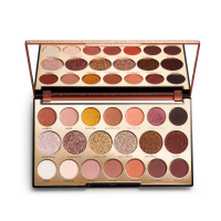 MAKEUP REVOLUTION - PRECIOUS STONE - SHADOW PALETTE - Paleta 20 cieni do powiek - ROSE QUARTZ