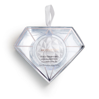 MAKEUP REVOLUTION - PRECIOUS STONE - HIGHLIGHTER - Rozświetlacz - ICED DIAMOND