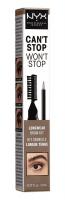 NYX Professional Makeup - CAN'T STOP WON'T STOP LONGWEAR BROW KIT - Zestaw do stylizacji brwi