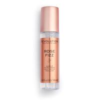 MAKEUP REVOLUTION - MAKEUP FIXING SPRAY - Spray makeup fixer - ROSE FIZZ - 100 ml