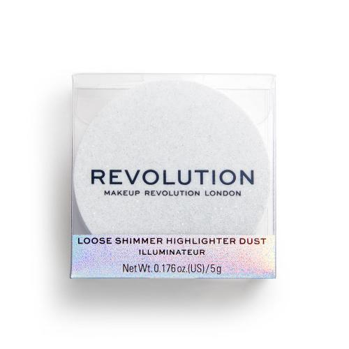 MAKEUP REVOLUTION - PRECIOUS STONE - LOOSE HIGHLIGHTER - Sypki rozświetlacz
