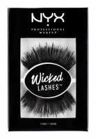 NYX Professional Makeup - WICKED LASHES - Sztuczne rzęsy - 23 DRAMA QUEEN - 23 DRAMA QUEEN