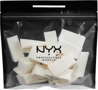 NYX Professional Makeup - PRO BEAUTY WEDGES - A set of 20 makeup sponges