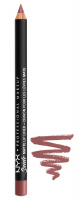 NYX Professional Makeup - SUEDE MATTE LIP LINER - WHIPPED CAVIAR - WHIPPED CAVIAR