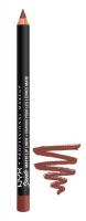NYX Professional Makeup - SUEDE MATTE LIP LINER - SAN FRANCISCO - SAN FRANCISCO