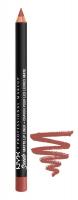 NYX Professional Makeup - SUEDE MATTE LIP LINER - KYOTO - KYOTO