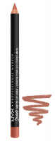 NYX Professional Makeup - SUEDE MATTE LIP LINER - ROSE THE DAY - ROSE THE DAY
