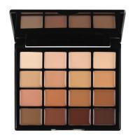 NYX Professional Makeup - PRO FOUNDATION PALETTE - Paleta 16 kremowych podkładów