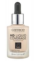 Catrice - HD LIQUID COVERAGE FOUNDATION - 010 - LIGHT BEIGE - 010 - LIGHT BEIGE