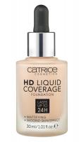 Catrice - HD LIQUID COVERAGE FOUNDATION - 020 - ROSE BEIGE - 020 - ROSE BEIGE